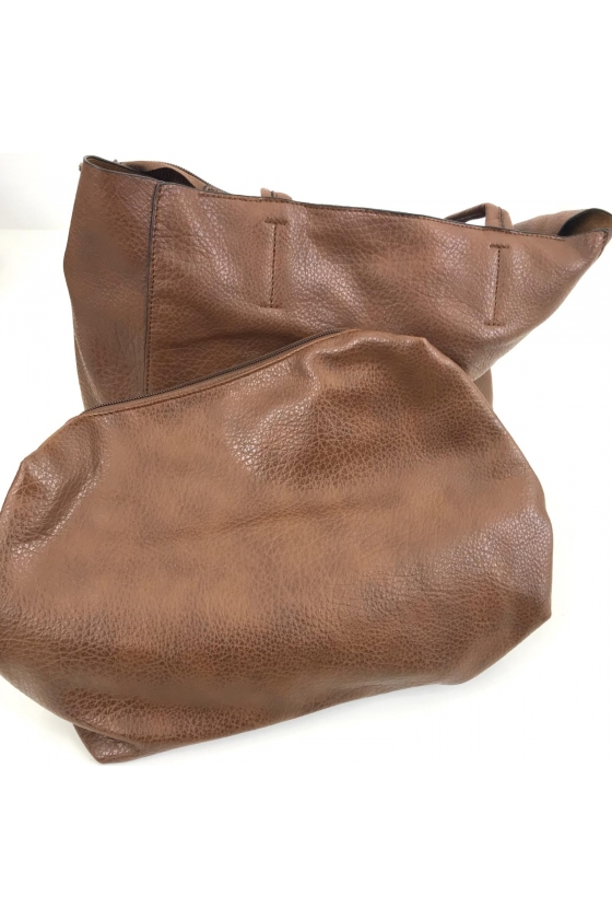 Bolso duo CHOCOLATE